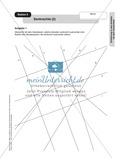 Stationenlernen Geometrie, Übungen zum Umgang mit dem Geodreieck Preview 5