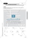 Stationenlernen Geometrie, Übungen zum Umgang mit dem Geodreieck Preview 14