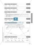 Stationenlernen Geometrie, Übungen zum Umgang mit dem Geodreieck Preview 16