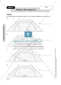 geometrie arbeitsbl tter f r mathematik meinunterricht. Black Bedroom Furniture Sets. Home Design Ideas