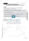 Stationenlernen Geometrie, Übungen zum Umgang mit dem Geodreieck Preview 6