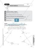 Stationenlernen Geometrie, Übungen zum Umgang mit dem Zirkel Preview 10