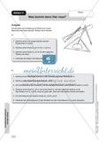 Stationenlernen Geometrie, Übungen zum Umgang mit dem Zirkel Preview 11