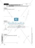 Stationenlernen Geometrie, Übungen zum Umgang mit dem Zirkel Preview 13