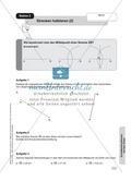 Stationenlernen Geometrie, Übungen zum Umgang mit dem Zirkel Preview 2