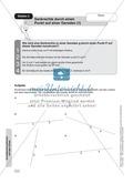Stationenlernen Geometrie, Übungen zum Umgang mit dem Zirkel Preview 3