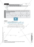 Stationenlernen Geometrie, Übungen zum Umgang mit dem Zirkel Preview 4