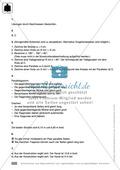 Geometrie, Vorschlag für eine Klassenarbeit oder Lernkontrolle zur Konstruktion von Vielecken Preview 2