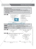 Umformungsregeln mathematischer Gleichungen, mit Beispielen und Übungsaufgaben Preview 3