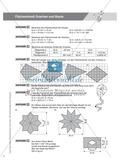 Flächeninhalte Drachen und Raute, mit Beispielen und Aufgaben Preview 2