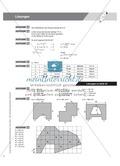 Aufgaben und Beispiele zur Berechnung des Flächeninhalts von Parallelogramm, Dreieck und Trapez Preview 9