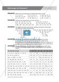 Wiederholung basaler Regeln zu Klammern in Gleichungen, mit Beispielen und Aufgaben Preview 2