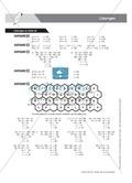 Regeln zum Auflösen von Klammern in Gleichungen, mit Beispielen und Aufgaben Preview 4