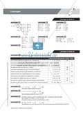 Rechenregeln zu den drei binomischen Formeln, mit Beispielrechnungen und Übungsaufgaben Preview 7
