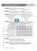 Rechenregeln zur Auflösung von Gleichungen mit Klammern Preview 2