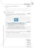 Lernkontrolle und Einstufungstest zum Thema Gleichungen und Terme, mit Auswertungsbogen Preview 2