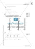 Mathematik, Zahlen & Operationen, Grundrechenarten, rationale Zahlen, Zahlenstrahl