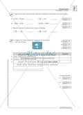 Lernkontrolle und Einstufungstest zum Thema rationale Zahlen, mit Auswertungsbogen Preview 3