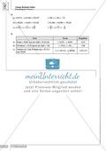 Lernkontrolle und Einstufungstest zum Thema rationale Zahlen, mit Auswertungsbogen Preview 7