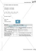 Anschauliche Aufgaben zur Einführung in das Themenfeld rationaler Zahlen Preview 6