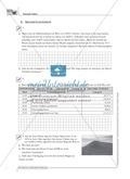 Addition und Subtraktion rationaler Zahlen an Übungsaufgaben und Sachtexten Preview 2
