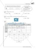 Multiplikation und Division rationaler Zahlen an verschiedenen Aufgaben Preview 3