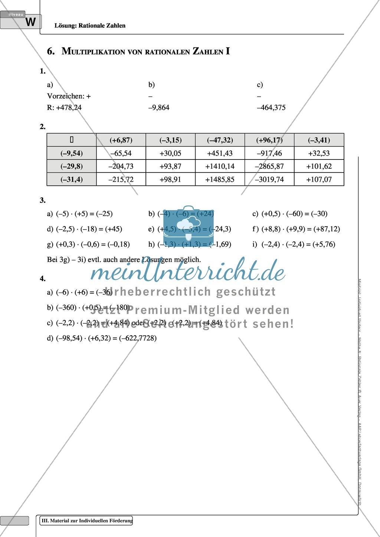 Berühmt Dividieren Dezimalstellen Mit Ganzen Zahlen Arbeitsblatt ...