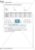 Multiplikation und Division rationaler Zahlen an verschiedenen Aufgaben Preview 5