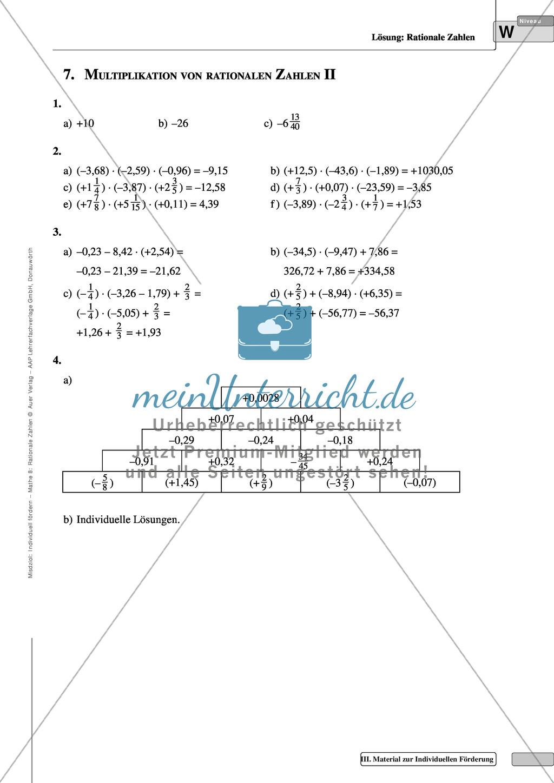 Charmant 3 Stellige Multiplikations Arbeitsblatt Ideen - Super ...