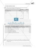 Textaufgaben zu rationalen Zahlen aus den Bereichen Geld und Temperaturen Preview 3