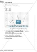 Textaufgaben zu rationalen Zahlen aus den Bereichen Geld und Temperaturen Preview 4