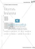 Anschauliche Aufgaben zur Einführung in den Bereich rationaler Zahlen Preview 6