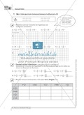Aufgaben zur Multiplikation und Division von rationalen Zahlen Preview 2