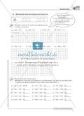 Aufgaben zur Multiplikation und Division von rationalen Zahlen Preview 3