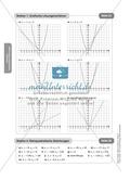 Stationenlernen zum Themenfeld quadratische Gleichungen Preview 11