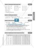 Stationenlernen zum Themenfeld quadratische Gleichungen Preview 12