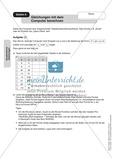 Stationenlernen zum Themenfeld quadratische Gleichungen Preview 6