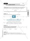 Stationenlernen zum Themenfeld quadratische Gleichungen Preview 9