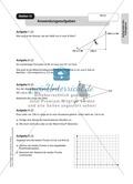Stationenlernen zum Satz des Pythagoras, mit Memory und Kreuzworträtsel Preview 12