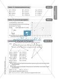 Stationenlernen zum Satz des Pythagoras, mit Memory und Kreuzworträtsel Preview 19