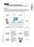 Stationenlernen zum Satz des Pythagoras, mit Memory und Kreuzworträtsel Preview 8