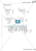 Grundlegende Aufgaben zu Gleichungen und Termen Preview 10