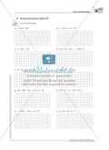 Grundlegende Aufgaben zu Gleichungen und Termen Preview 3