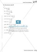 Grundlegende Aufgaben zu Gleichungen und Termen Preview 8