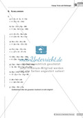 EInfache Aufgaben zum Rechnen mit Klammerausdrücken Preview 6