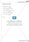 Auflösen einfacher Gleichungen mit einer Variablen Preview 5