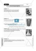 Stationenlernen zu den Eigenschaften von Zylinder und Kegel Preview 12