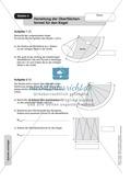 Stationenlernen zu den Eigenschaften von Zylinder und Kegel Preview 6