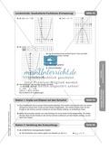 Stationenlernen zum Themenfeld quadratische Funktionen Preview 18
