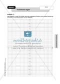 Stationenlernen zum Themenfeld quadratische Funktionen Preview 2